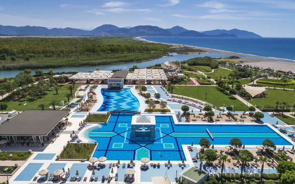 Hilton Dalaman Sarigerme Resort & Spa, Turkey