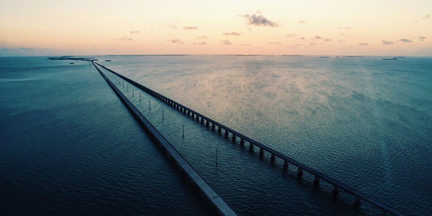 Bucket List Adventures: Getting (Pretty) High in the Florida Keys
