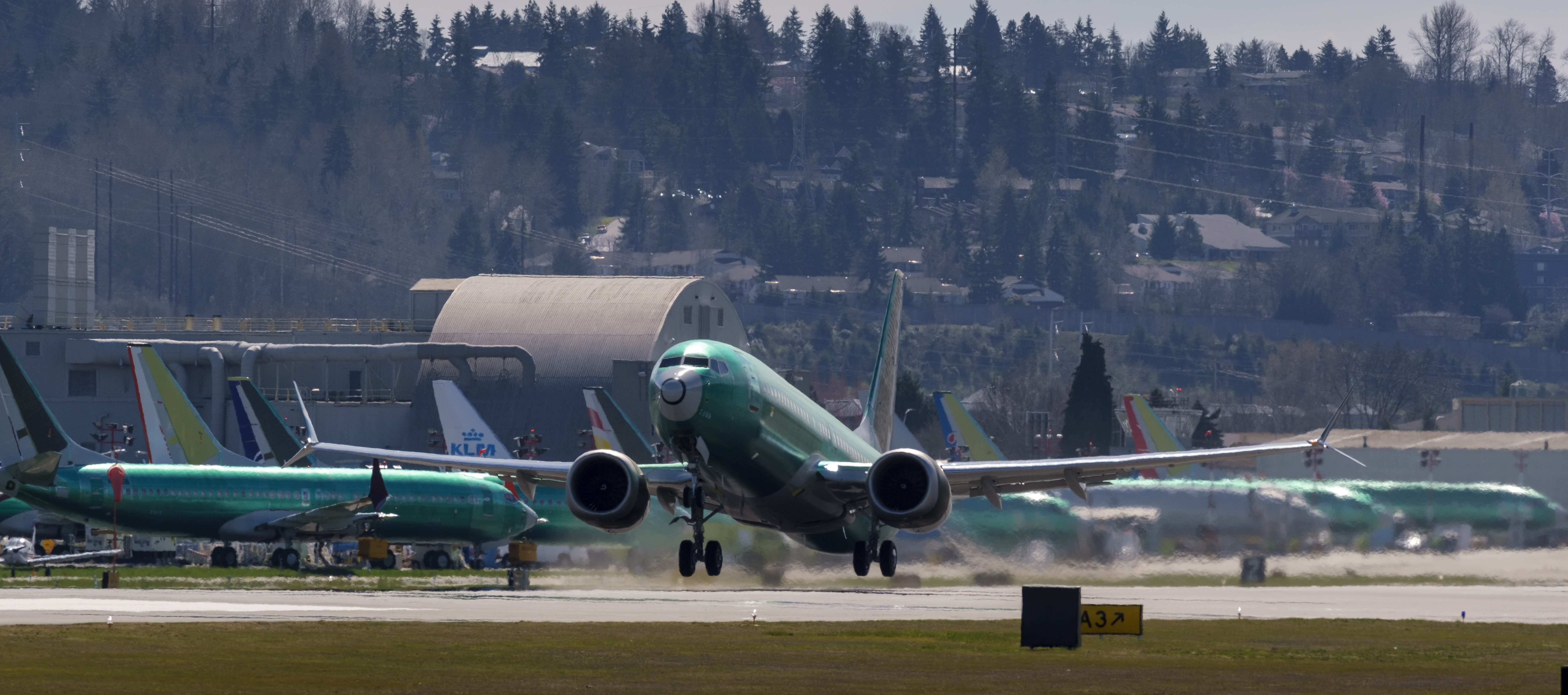FAA starts Boeing 737 Max test flights, a milestone in getting the planes back in service after crashes