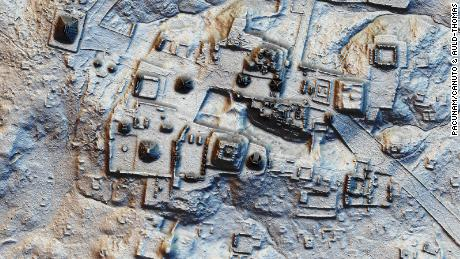 Laser mapping uncovers dozens of ancient Mayan cities