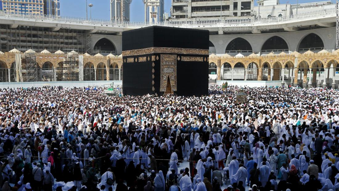 Saudi Arabia says Hajj pilgrimage is on — with limited numbers