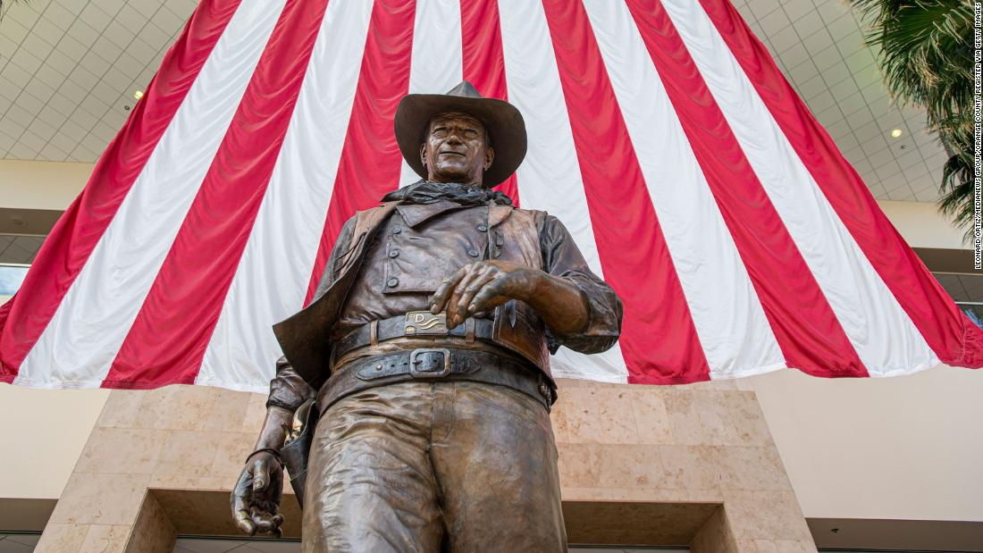 Democrats want John Wayne Airport renamed after 'I believe in white supremacy' interview resurfaces