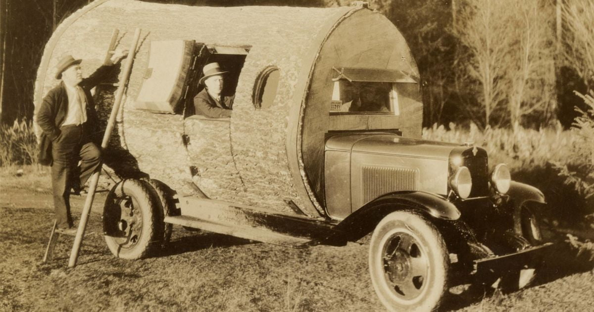 From stagecoach to motorcoach, a history of RVs in the USA