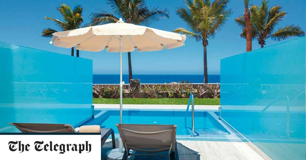 9 amazing hotels for the best all-inclusive holidays to the Canary Islands