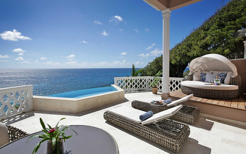 Curtain Bluff, Caribbean