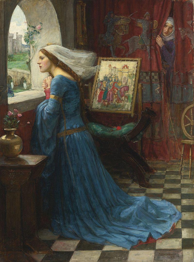 """""""Fair Rosamund"""""""