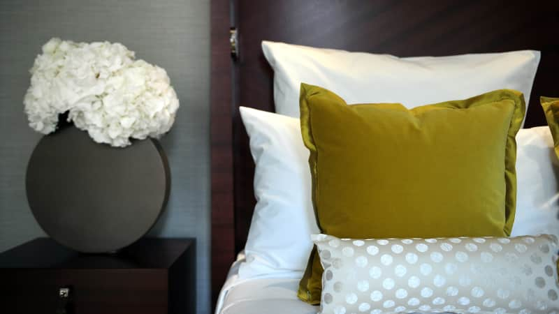 Checking into a hotel's cleaning procedures will make checking into your room less worrisome.