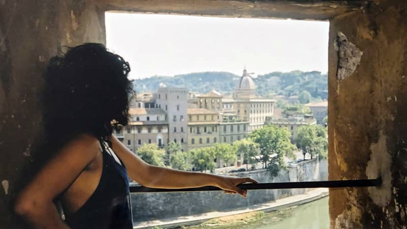 Trip that changed my life - Tamara Hardingham-Gill - Italy