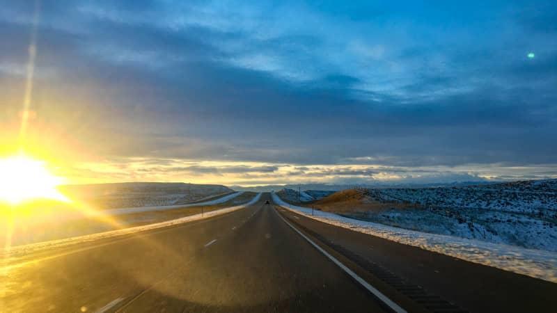 britany robinson road