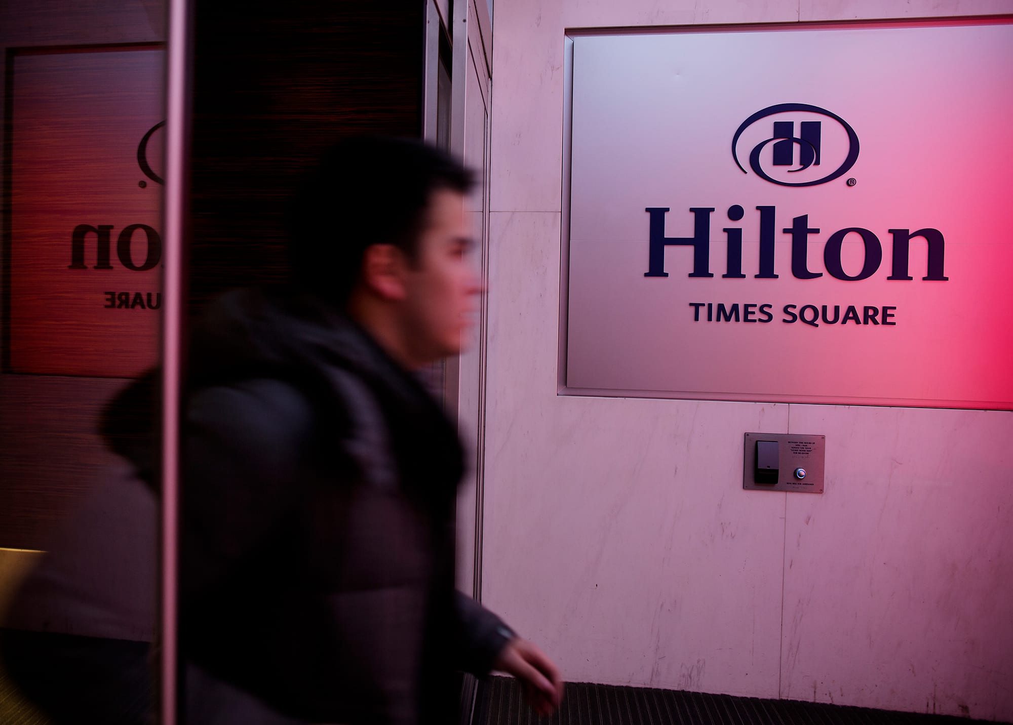 Closure of Hilton Times Square may be 'tip of the iceberg' of troubles facing New York hotels