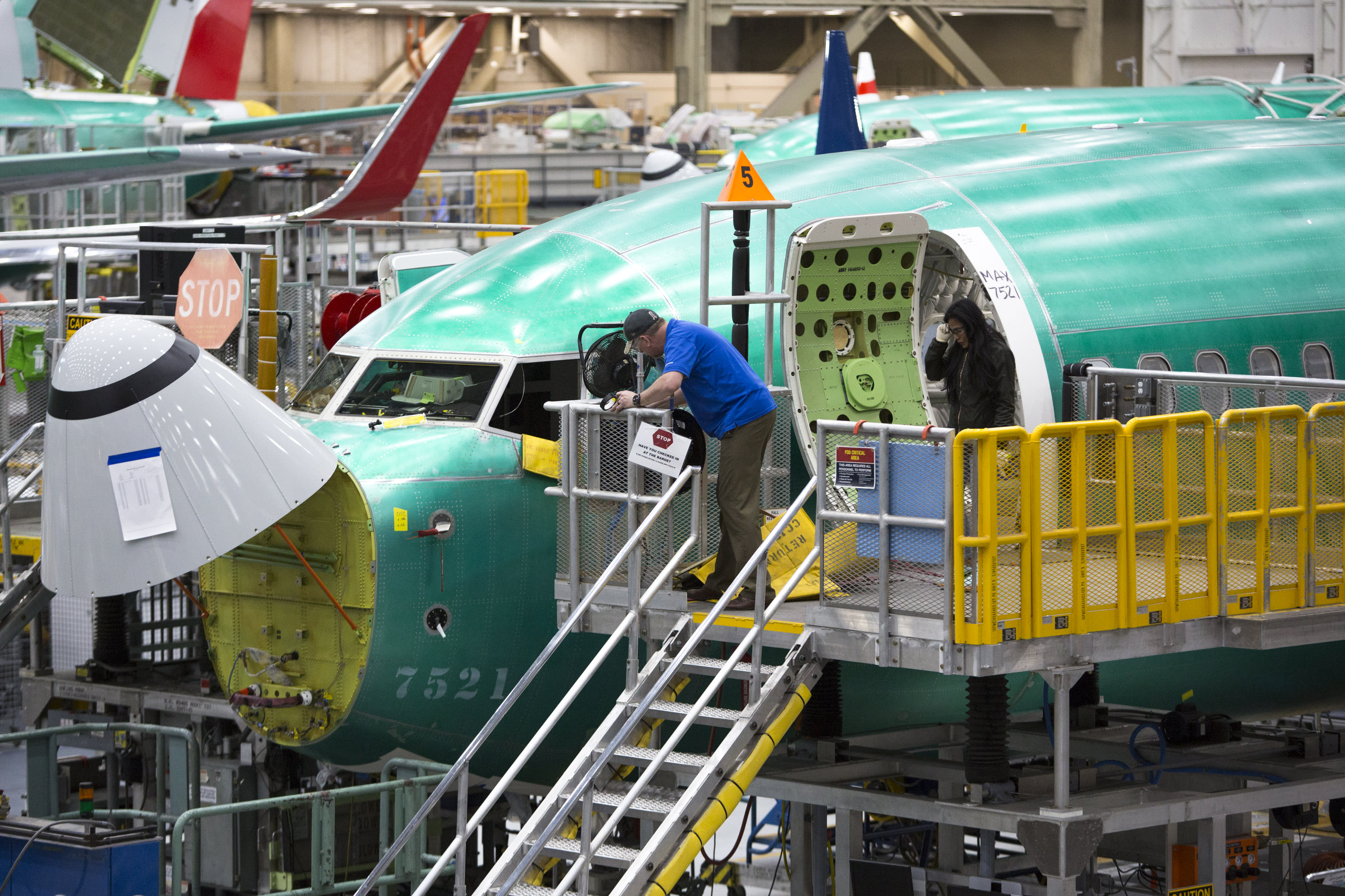 Congressional report faults Boeing, FAA for 737 Max failures, just as regulators close in on recertification