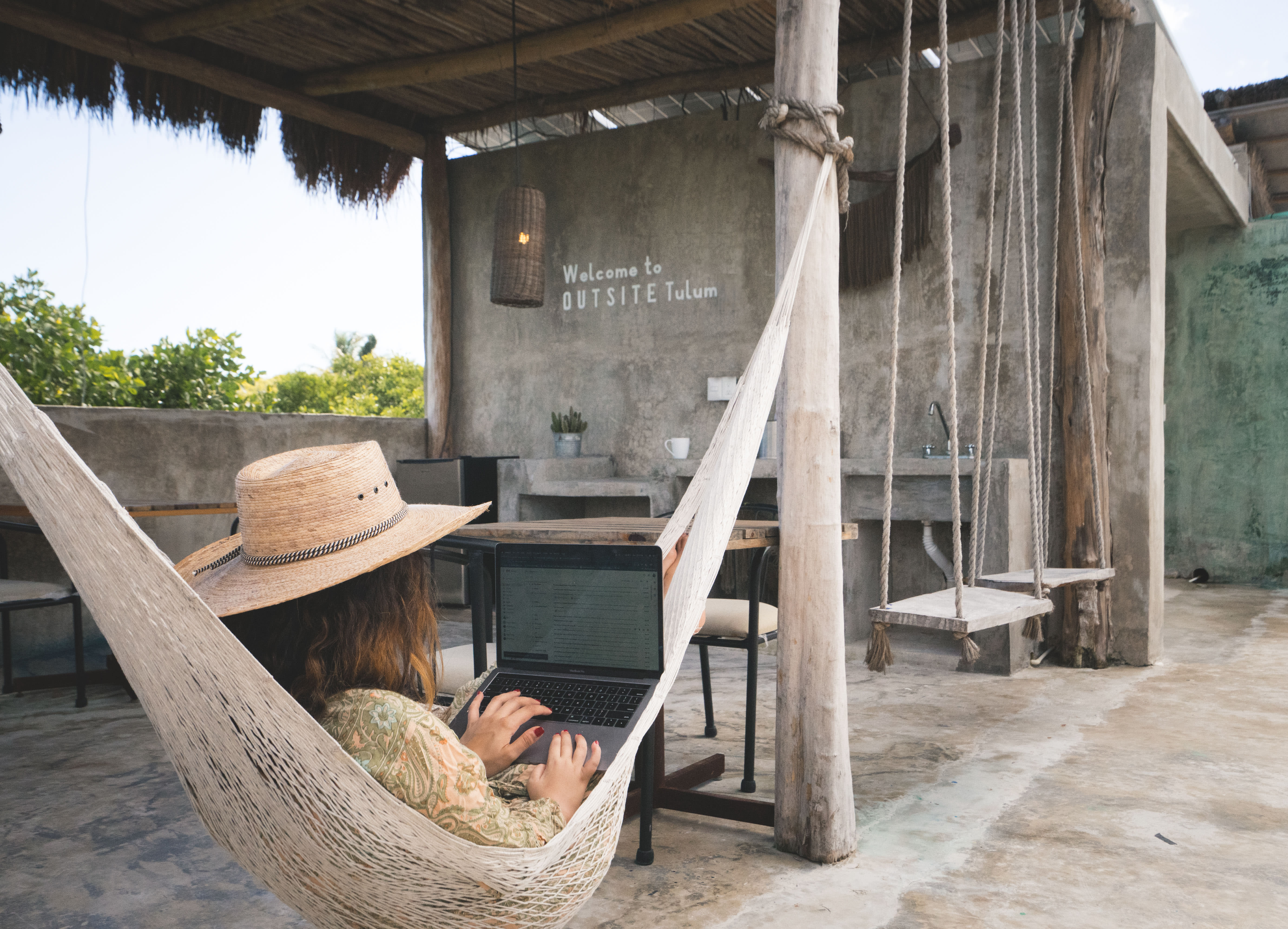 Beyond work from home: Why 'digital nomads' think they're the future of remote life