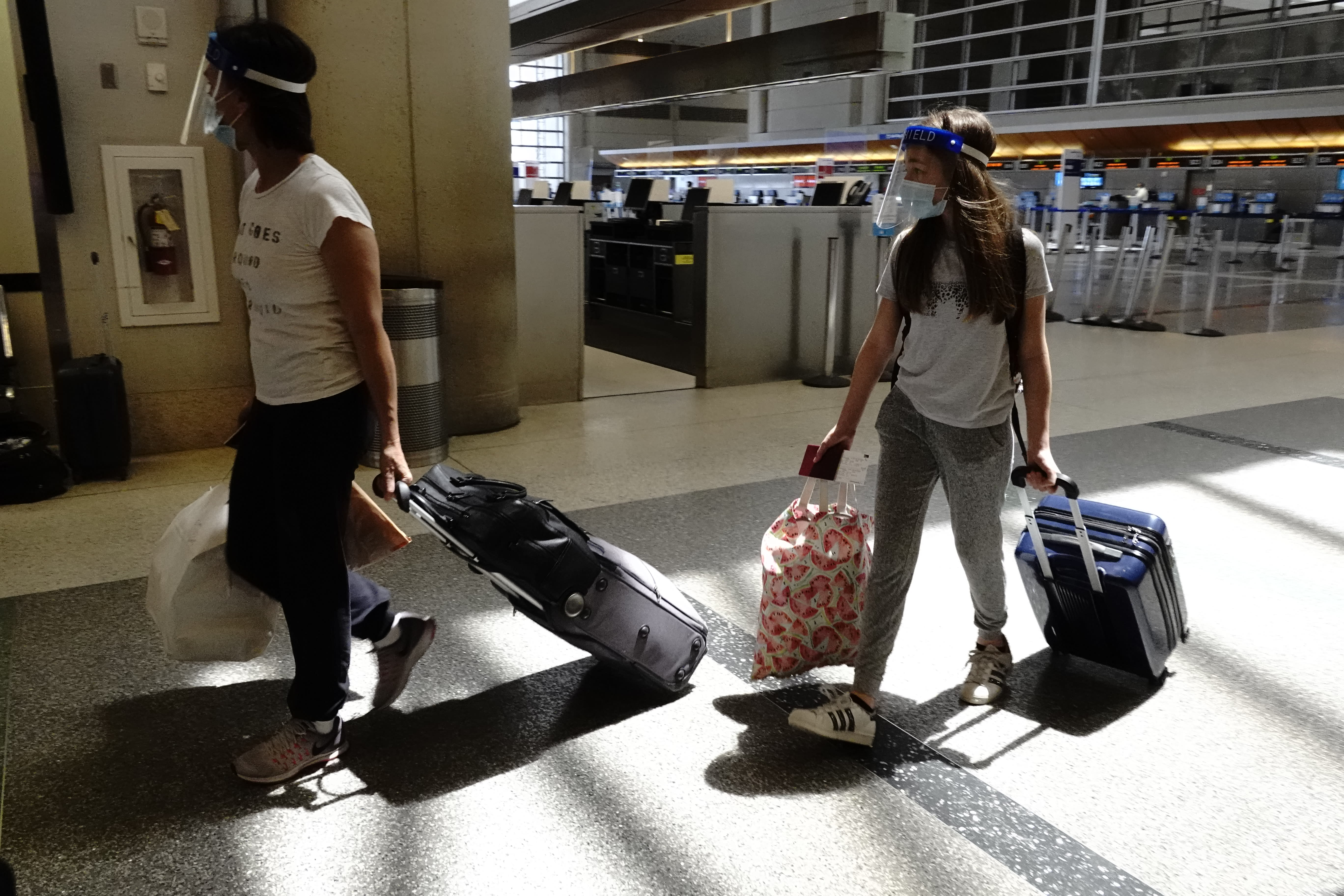 Labor Day weekend air travel hits nearly 6-month high, but holiday caps dismal summer season