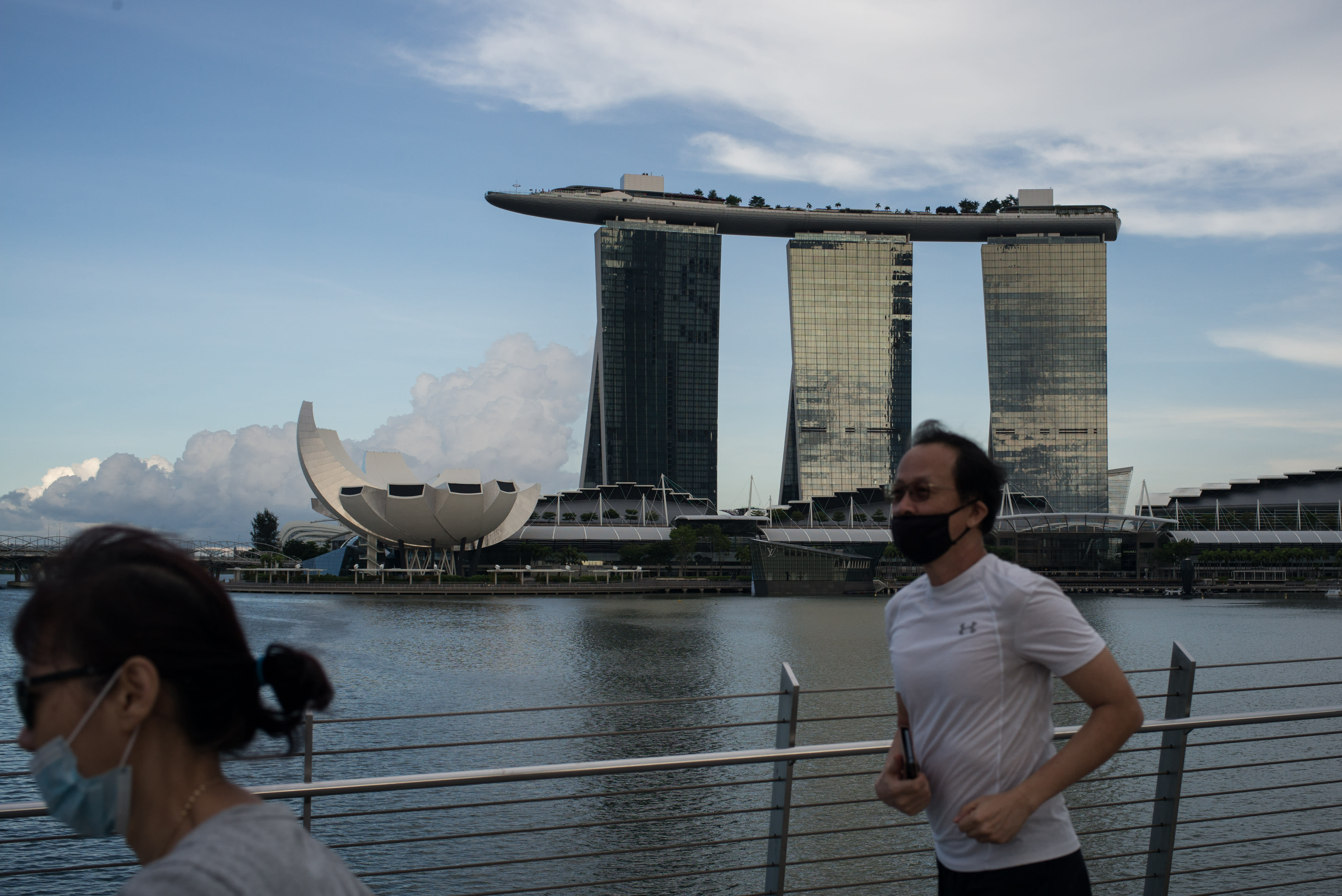 Singapore turns to domestic tourism as travel sector reels from coronavirus