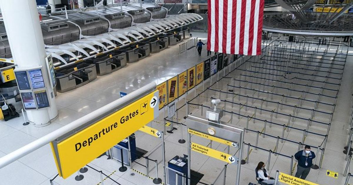 New York airports to test passengers for COVID-19