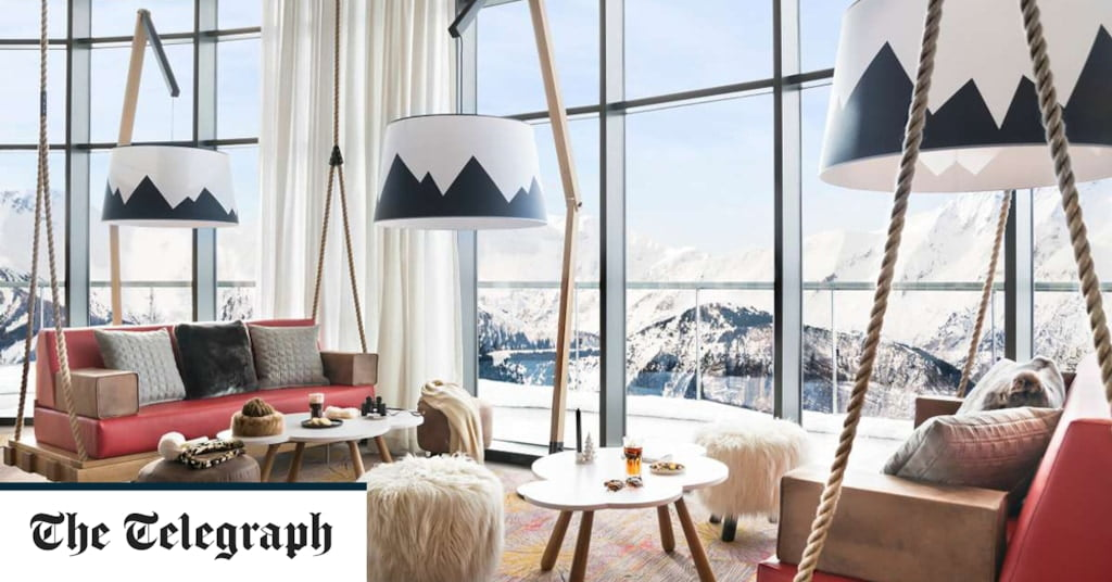 The best ski hotels and chalets in Alpe d'Huez, from all inclusive to luxury apartments