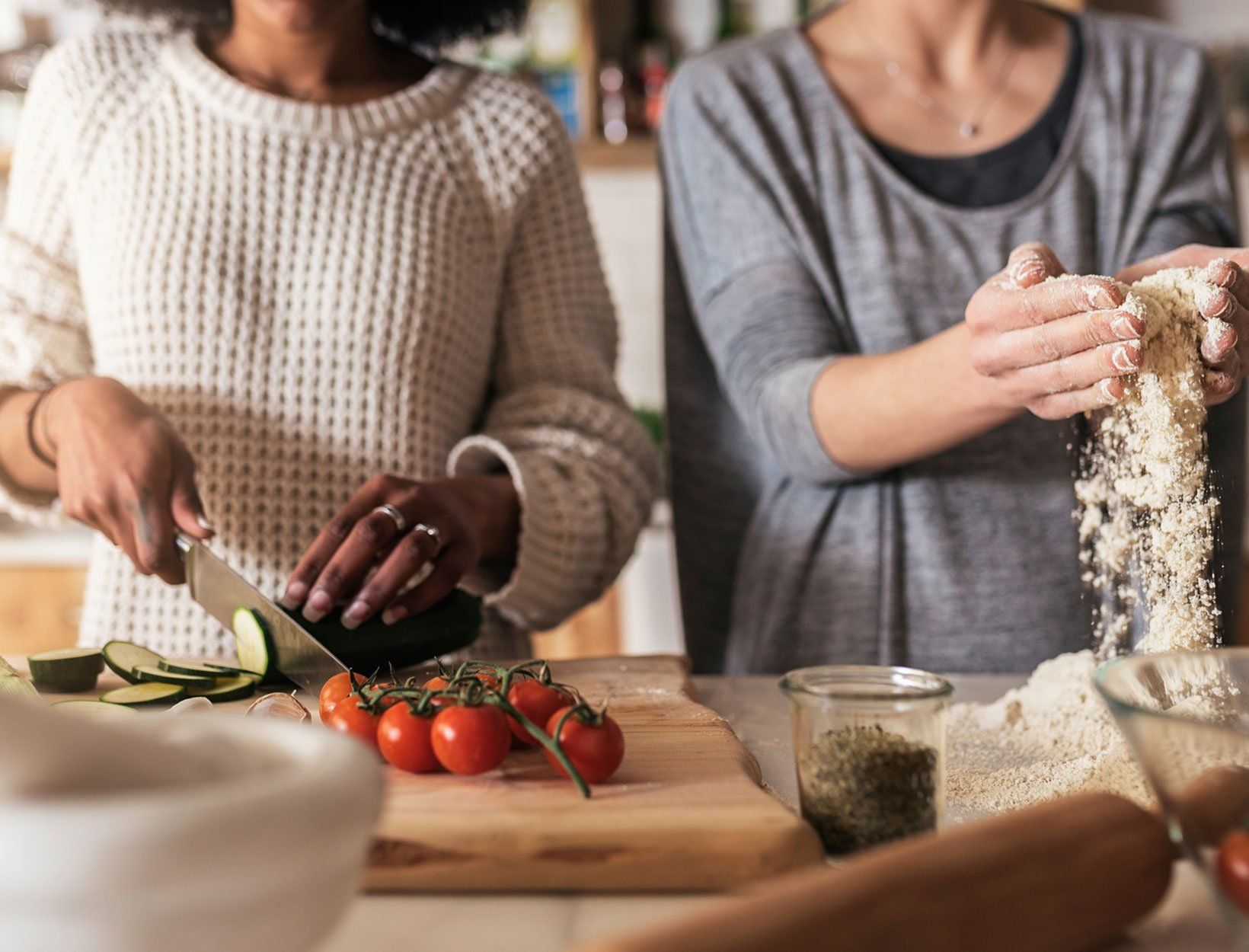 Our Favorite Cooking Projects