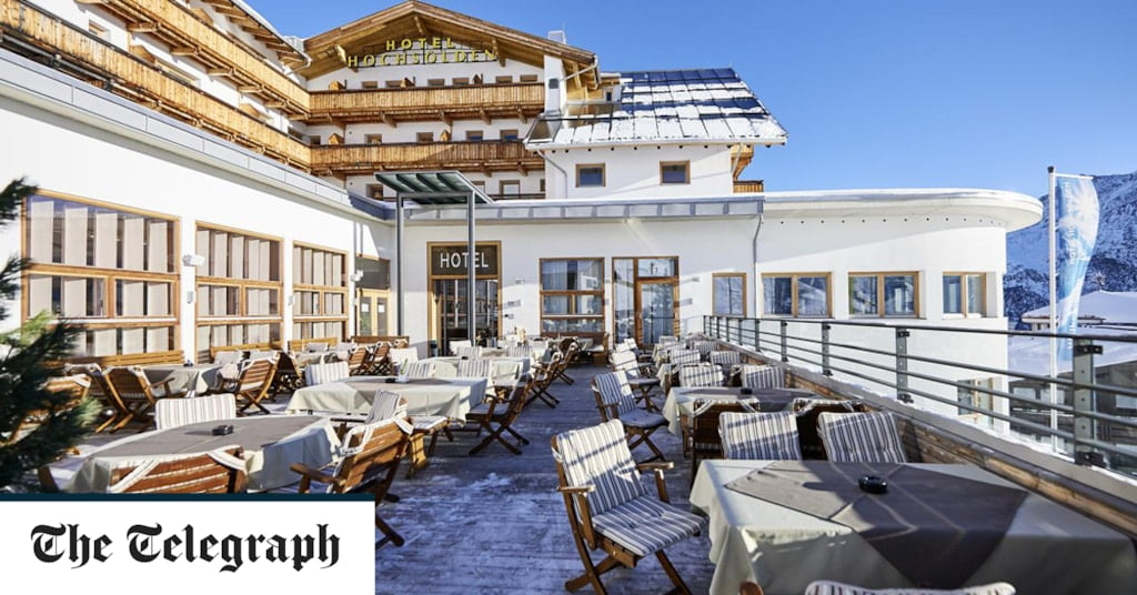 The best ski hotels in Sölden, from five-star to family-run