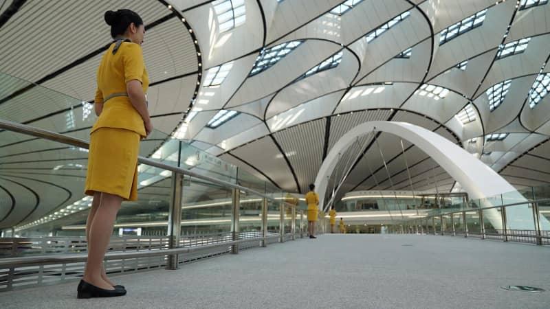 Beijing's Daxing International Airport