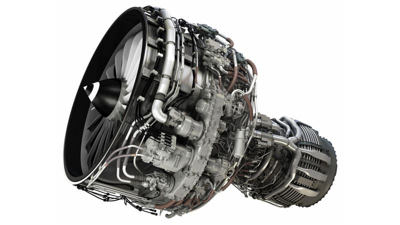 Safran says the CFM LEAP-1C engine offers a 15% reduction in fuel consumption and CO2 emissions.