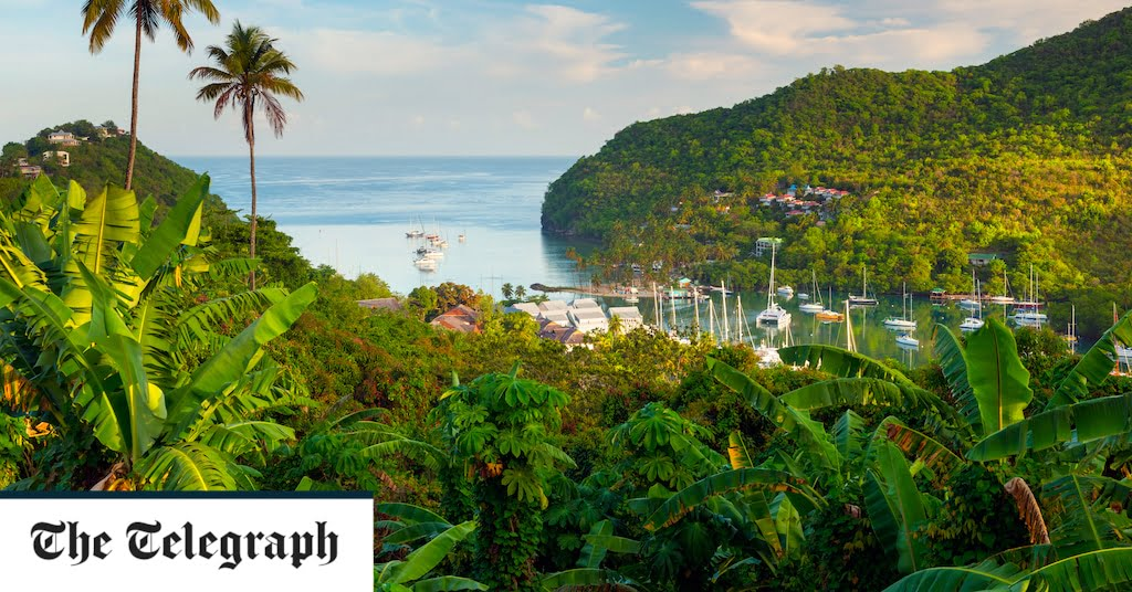 48 hours in. . . St Lucia, an insider guide to the isle of Pitons, parties and perfect beaches