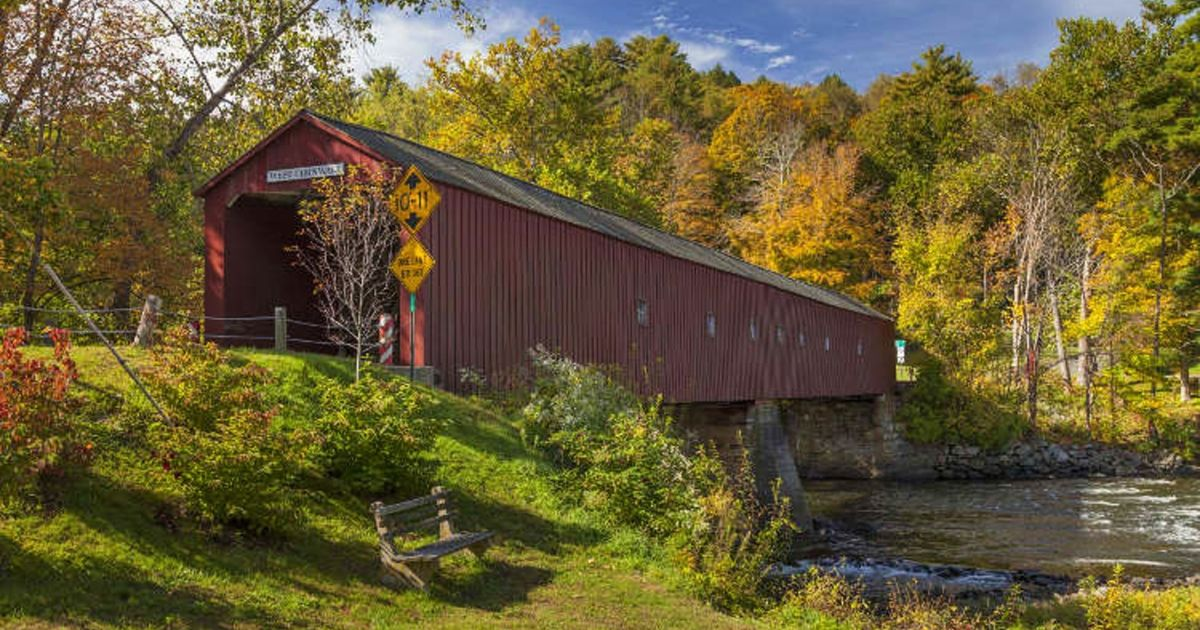 The ultimate New England fall foliage road trip