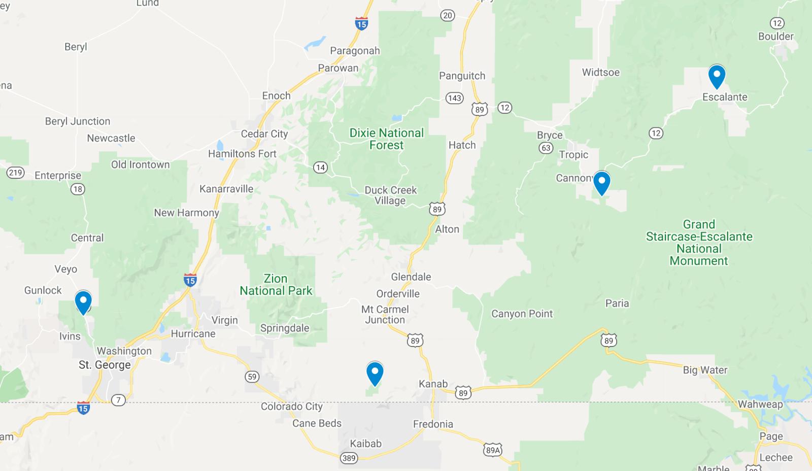 3 Rad Road Trips to Visit Utah's Best State Parks